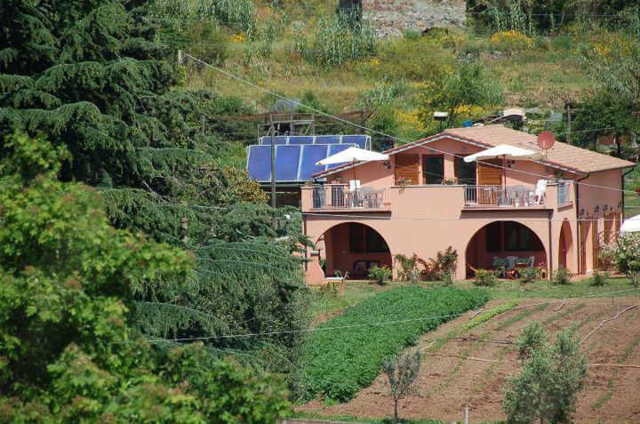 Isola d\'Elba - Appartamenti in agriturismo